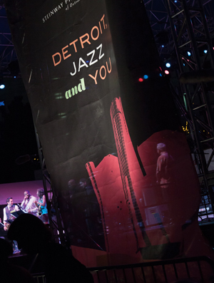 DETROIT JAZZ and YOU